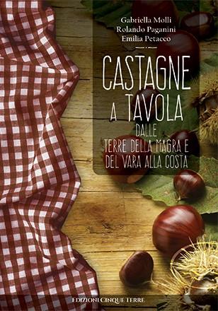 Il mondo delle castagne in un libro a loro dedicato